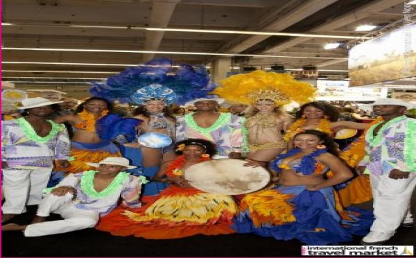 Guadeloupe et salon du tourisme Top Résa