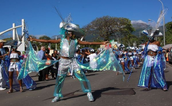 Calendrier de carnaval Guadeloupe en mars 2011