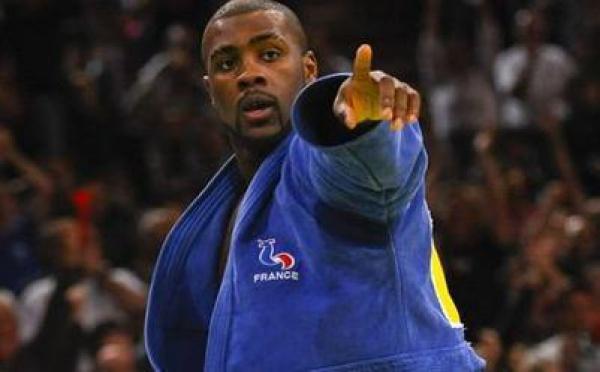 Teddy Riner et la Guadeloupe au sommet de l' Europe en 13 minutes