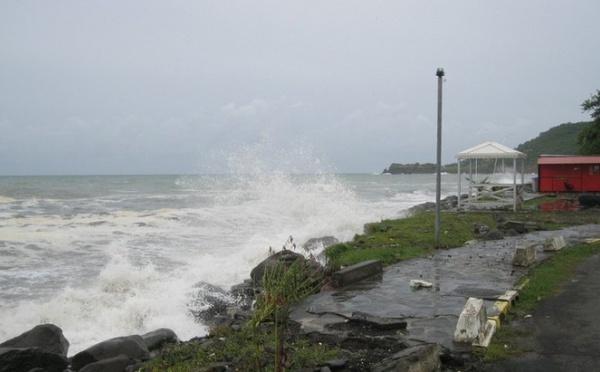 Début de la saison cyclonique en Guadeloupe 2011