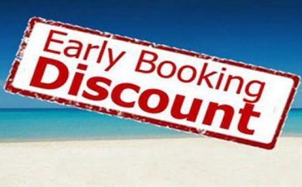 Vacances : réserver tôt et partir moins cher, merci l'early booking