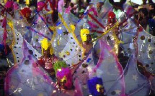 Le carnaval guadeloupéen:défoulement et dérision