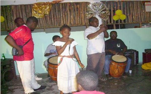 Ultime ''Chanté Noël'' de l'association Malaka pour 2007!