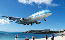 Promotions sur les billets d' avion pour la Guadeloupe