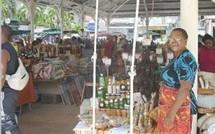 Les travaux gènent les commerçants du marché central de Pointe à Pitre