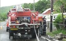 Les pompiers déménagent