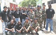 Soutient de la Région Guadeloupe au RSMA de Guadeloupe