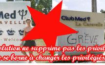 Club Med Guadeloupe, plus dure sera la chute