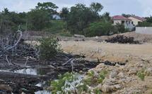 Tourisme de croisière à Gosier : Grand Baie avance