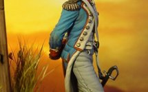 Toussaint Louverture, né esclave, devenu gouverneur de Saint Domingue