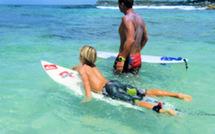A la découverte de la plage le helleux en Guadeloupe