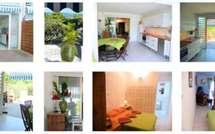 Location d' appartement en bord de mer en Guadeloupe à louer pour vos vacances d'été