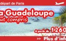 La promotion des vacances d'été tout inclus en Guadeloupe