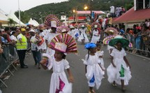 Carnaval à Bouillante en 2011 en photos