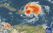 Irene premier ouragan de la saison cyclonique 2011 se dirige vers Haïti