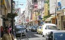 Ville de Pointe à Pitre en  Guadeloupe