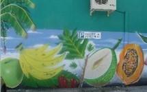 Ville de Pointe à Pitre- peintures murales- culture
