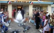 Mariage an tan lontan à Terre de haut