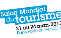 Mondial du tourisme 2013 ouvre son salon à Paris : tourisme de proximité à l'honneur