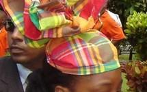 Femmes, costumes et coiffes  de Guadeloupe