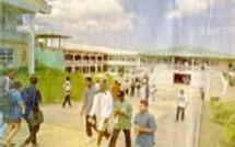 Le lycée Charles -Coëffin, meilleur lycée de Guadeloupe