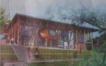 Baie Mahault et sa nouvelle bibliothèque