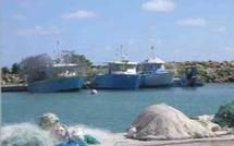 La pêche en Guadeloupe.