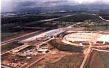 La nouvelle tour de contrôle de l'aéroport sud en voie d'achèvement!