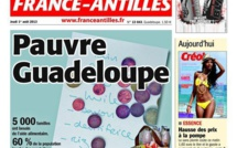 France Antilles Guadeloupe en redressement judiciaire