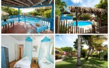 Les raisiniers, une des plus belles locations de bungalow à Saint François - Guadeloupe