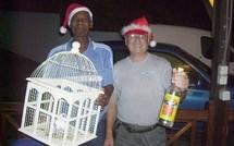 Le Père Noël en Guadeloupe !