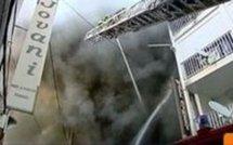 7 morts dans un incendie à Pointe à Pitre (mise à jour avec vidéo)