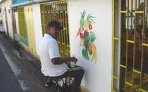 GUADELOUPE, la création dans la rue