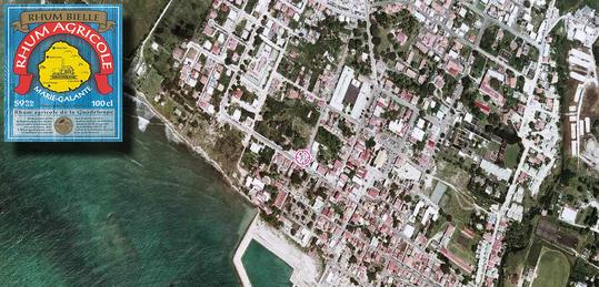 Rhum Guadeloupe
