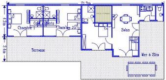 plan maison en guadeloupe