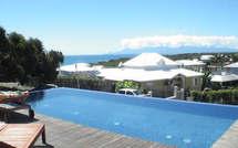 Villa avec piscine de standing à Sainte-Anne