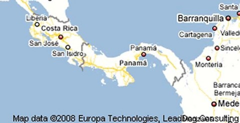 Le Panama. Photo Europe Technologie