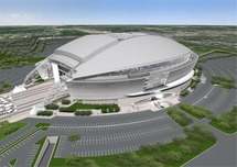 Le nouveau Dallas Cowboys Stadium