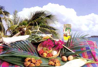 cuisine guadeloupe