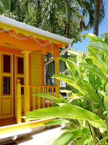 Location bungalow guadeloupe, le verger de sainte anne