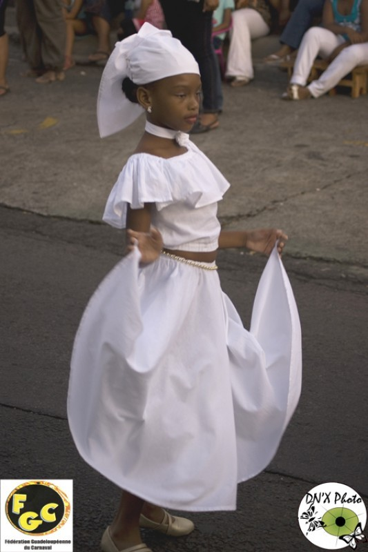 Carnaval Mars Guadeloupe @ FGC