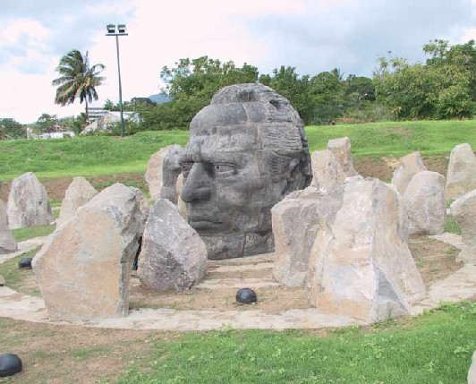 Guadeloupe-monument