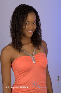 Linda Tinedor, Miss Guadeloupe 2012-2013