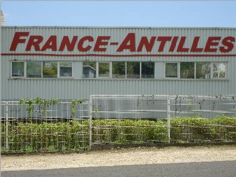 France Antilles à Jarry