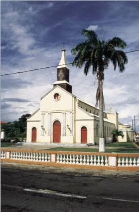 Eglise  de Port Louis