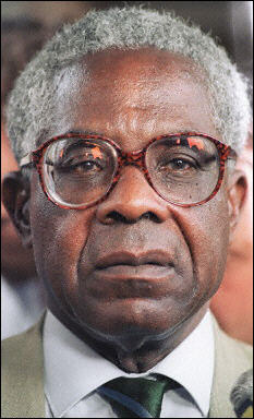 Aimé CESAIRE. Photo Atlaswords